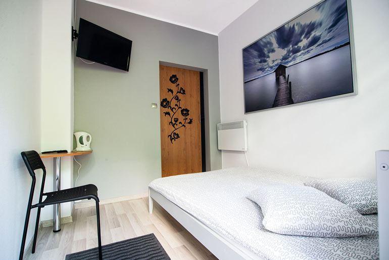 Jednoosobowy pokój w hostelu - Warszawa